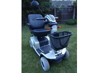 Pride Celebrity Deluxe Mobility Scooter - COLLECT FROM ST NEOTS! WITH BASKET, MANUAL & CHARGER