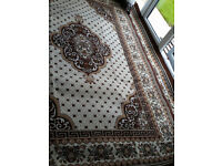 Iranian big rug brand new never used high quality lovely rug