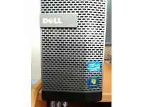 DELL 9010 DESKTOP 3RD GEN QUAD CORE i5 3.4GH Win 7 8 GB Ram 1TB HDD