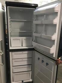 Silver tall fridge freezer frost free cda