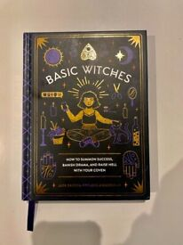 Book: Basic Witches LIKE NEW