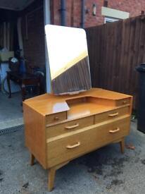 G-plan Brandon furniture- dressing table, wardrobes, dresser drawers