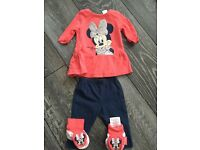 Mini mouse outfit