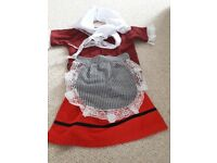 Girls welsh dress 2-3 years old