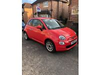 FIAT 500 POPSTAR FULL SERVICE HISTORY AND UNDER WARRANTY UNTIL MARCH 2019
