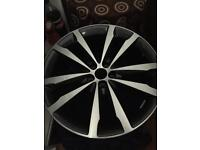 "4 in total. Venom Diamond Cut 20"" Alloys. Brand new."