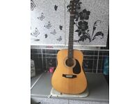 Encore electro acoustic guitar £35 cash