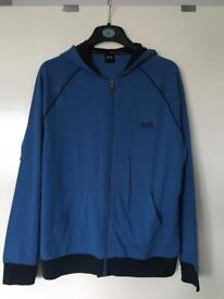 Hugo Boss hooded zip up jacket
