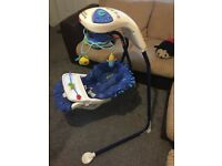 Fisher Price Aquarium Cradle Swing
