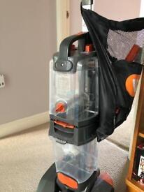 VAX dual power pro carpet washer