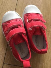 Brand new Jojo Maman toddler shoes