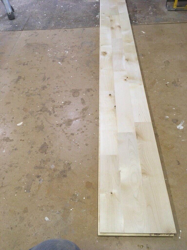 Maple Engineered Wood Flooring In