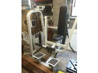 POLARIS DELTA DE 101 CHEST PRESS MACHINE