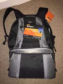 Lowepro CompuDaypack/Camera bag/ NEW /COLLECTION FROM POOLE