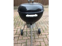 WEBER Kettledrum B/Q and stand for sale - Bargain