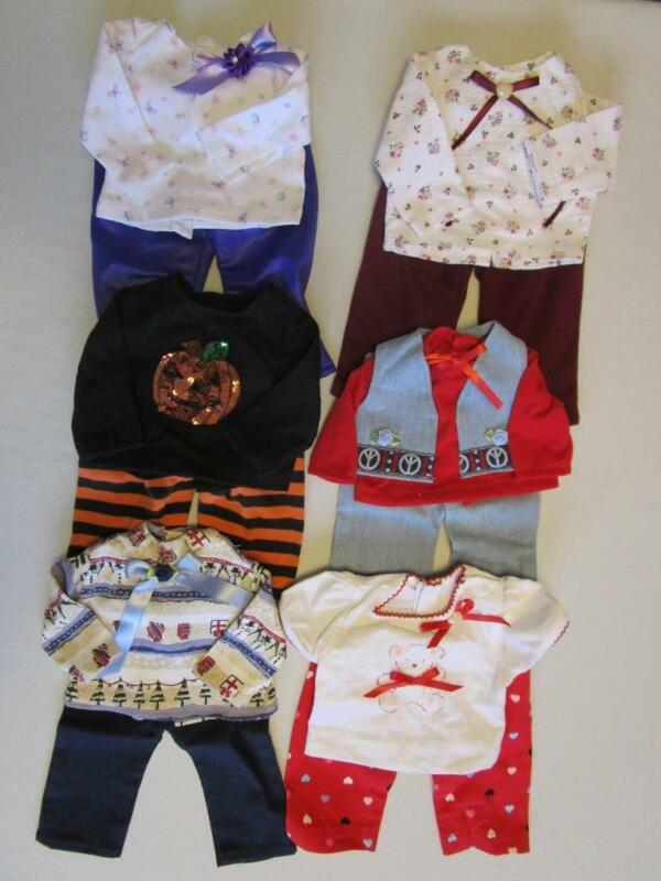 CLEARANCE LOT SALE #1 Chatty Cathy or American Girl PANT OUTFITS FREE SHIPPING