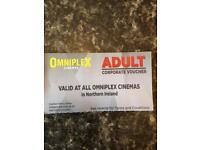 Omniplex cinema tickets