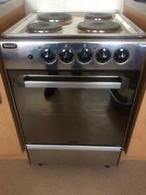 Crome Electric cooker by meireles