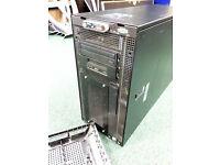 DELL 2900 SERVER 2x XEON 24GB 300Gb 15K SAS HDD ALSO AVAILABLE WINDOWS 2008 SERVER 5 CALLS