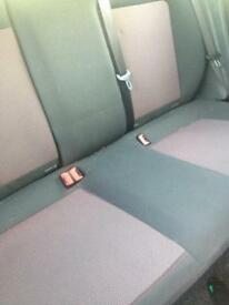 Corsa d front and back seats for 3 door