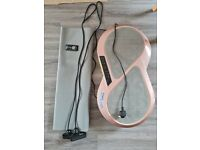 Vibrapower Infinity + Equipment Mat Resistance Bands & Remote Control £75 or 2 for £140