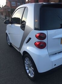 Smart Fortwo MHD 1.0 Passion EXP. MOT/Service March 18