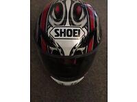 Shoei Motorcycle Helmets original price £388 now selling at £100