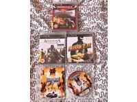 PS3 bundle games