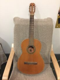 BM made in España acoustic guitar