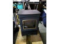 "Aarrow Becton ""Bunny"" 5Kw multifuel woodburner (wood and coal) Stove"