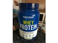 Precision engineering Whey Protein