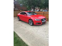 AUDI A5 S LINE SPECIAL EDITION 2.0L TFSI