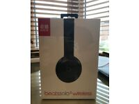 Beats Solo 3 On-Ear Bluetooth Headphones Black