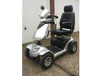 2014 Rascal Ventura 8mph Mobility Scooter With 3 Months Warranty