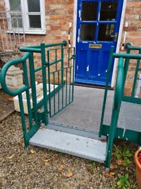 Mobility Access Ramp