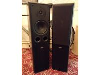 Eltax Symphony 6.2 Floor Standing Stereo Speakers Pair
