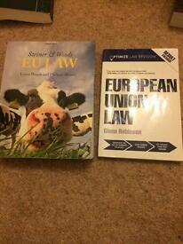 EU Law Books