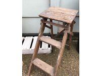 Vintage ladder for sale