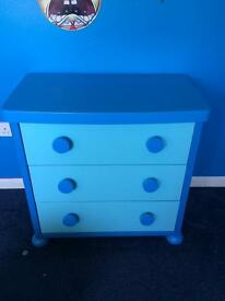 Chest of 3 drawers from ikea