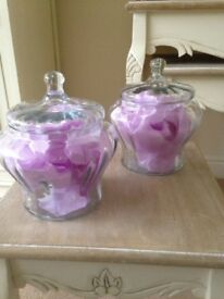 Laura Ashley Optical Storage Jars
