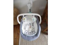 Joie 2 in 1 Swing Baby Rocker Chair Electric