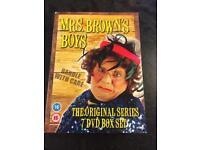 Mrs Brown 7 dvd boxset £3