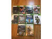 Xbox 360 job lot of games