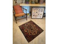 REDUCED! Antique Persian Tree of Life Tapestry Rug