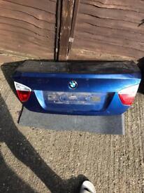 BMW 3 series 2006 boot lid £75