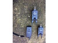 Leeda Rogue Wireless Bite Alarm and Receiver no case