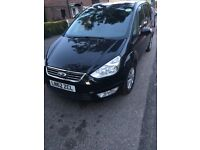 Ford galaxy Pco 1 previous owner