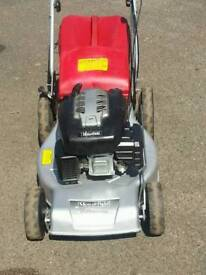 Large mountfield sp553 22inch selfpropelled lawnmower