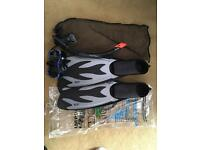Snorkelling/scuba sets