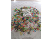 Loom bands and 170 S clips
